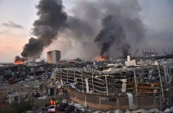 Death Toll in Port of Beirut Blast Rises to 58 - Reports