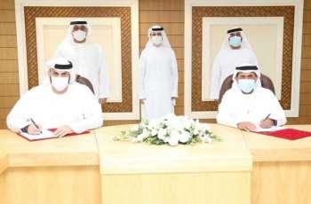 """تعاون بين مجموعة بريد الإمارات و""""اقتصادية رأس الخيمة"""" لتبسيط إجراءات التوصيل"""