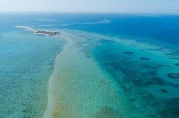 من الوجهات السياحية في المملكة .. البحر الفيروزي