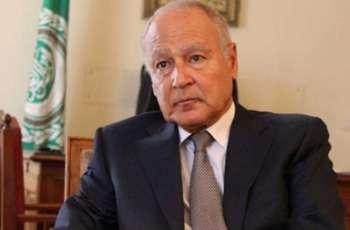 أبو الغيط: سنساعد لبنان بما هو متاح لدينا ومستعدون للمشاركة في تحقيق جاد