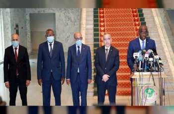 تشكيل حكومة جديدة في موريتانيا