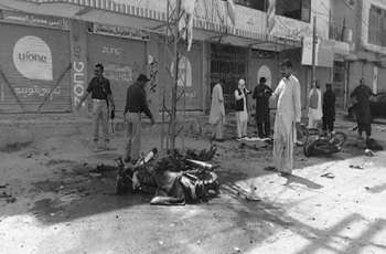 Five dead, 14 injured Chaman blast