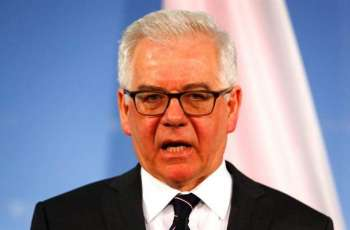 Polish Foreign Minister Believes EU Most Likely to Discuss Sanctions on Belarus