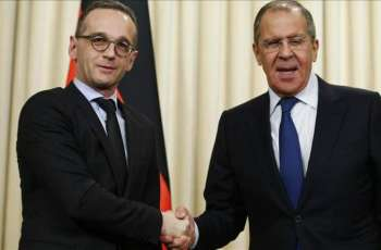 Maas, Lavrov May Discuss Belarus' Presidential Election at Upcoming Talks - Berlin