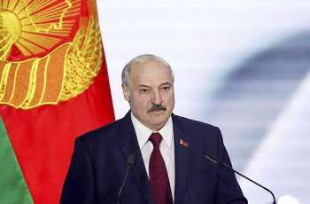 Lukashenko Accuses Belarus Opposition of Trying to Overthrow Local Authorities