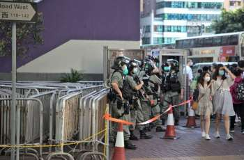 Number of Detainees in Hong Kong Operation Over Foreign Collusion Rises to 9 - Police