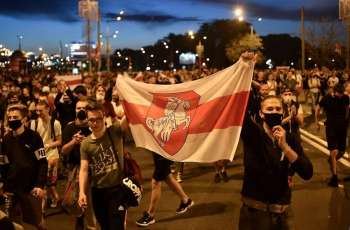 France Calls For Respect of Democratic Rights in Belarus Amid Unrest Over Election Results