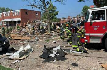 Baltimore Gas Blast Kills Woman, Two Seriously Injured - Fire Department