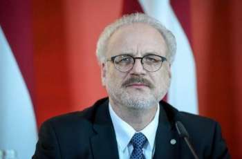Latvian President Calls for International Investigation Into Balerusian Election