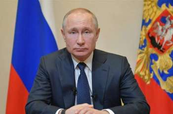 Putin Says Russia Became First Country to Register COVID-19 Vaccine