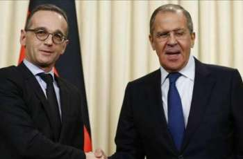 Lavrov Says Plans to Discuss Holding German-Russian Cross Years at Meeting With Maas