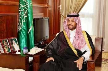 سمو نائب أمير حائل يستقبل مدير فرع الجامعة العربية المفتوحة بالمنطقة