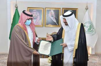 سمو أمير نجران يكرم عسيري ويبارك تكليف بني هميم مديرًا لصحة المنطقة