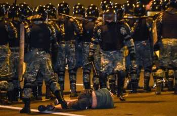 Russian Journalists Union Slams Unmotivated Brutal Detentions of Reporters in Belarus