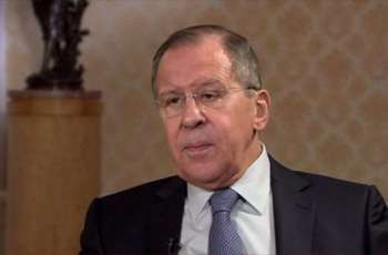 Lavrov Says Berlin Provides No Evidence on Russia's Involvement in Georgian Man's Killing