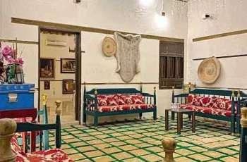 بيت الصايغ في ينبع يجمع الفنون الجميلة تحت سقف واحد