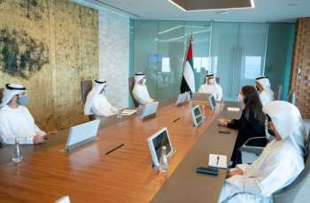 Khalid bin Mohamed bin Zayed reviews results of Department of Culture and Tourism - Abu Dhabi's strategy