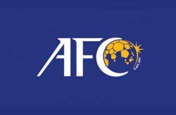 """""""الآسيوي"""" لكرة القدم يقرر تأجيل تصفيات المونديال وأمم آسيا إلى 2021"""