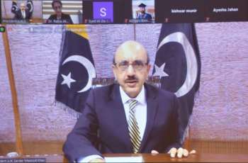 Collective aspiration of Kashmiris is to join Pakistan – Masood Khan