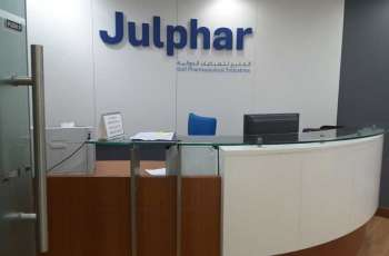 Julphar announces 90% increase in sales in Q2 2020
