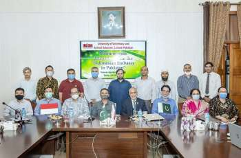 UVAS scientists, Indonesian delegation discuss COVID-19 trajectory in Pakistan