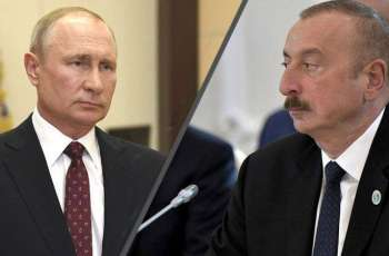 Baku Says Aliyev Called Putin to Clarify Cross-Border Military Cargo Deliveries to Armenia