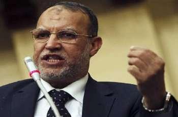 وفاة القیادي البارز بجماعة الاخوان المسلمین عصام العریان داخل السجن