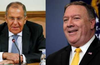 Russian Foreign Ministry Refutes NYT Article on Content of Lavrov-Pompeo July Talks