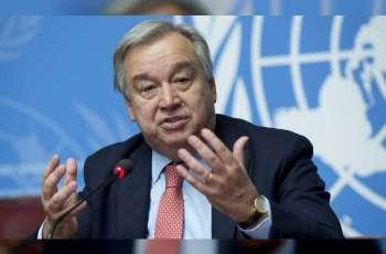 الأمم المتحدة ترحب بالبيان المشترك بين أمريكا والإمارات وإسرائيل