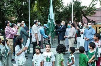 UVAS celebrates Independence Day of Pakistan in befitting manner