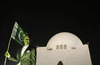 Darren Sammy wishes Independence Day to Pakistan