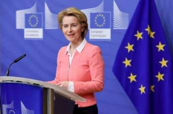 EU Needs Sanctions Against People Violating Human Rights in Belarus - von der Leyen