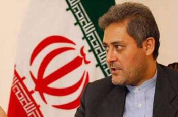 Iran's Ambassador in Caracas Refutes Reports on US Seizing Iranian Fuel Cargo