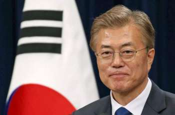 S. Korea's Moon Calls for Tougher COVID-19 Measures at Churches Amid Spike in Cases
