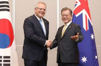 S. Korean, Australian Leaders Agree Participation in G7 Will Benefit Group - Blue House