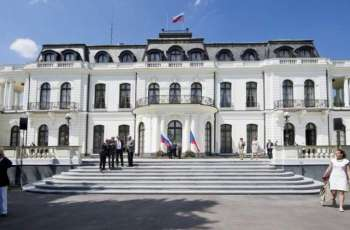 Russian Embassy in Prague Refuses to Comment on Reports of Employee Detention