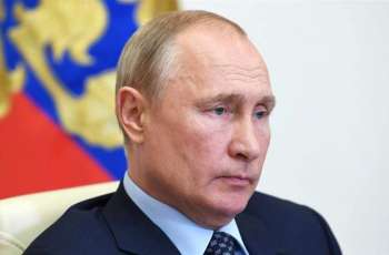 Putin Earned $150,000 in 2019 - Income Statement