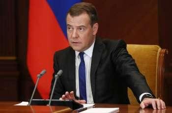 Medvedev Declared Over $170,000 in Income in 2019