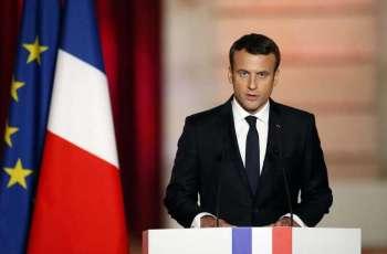 Macron hails 'courageous UAE decision on Israel ties'