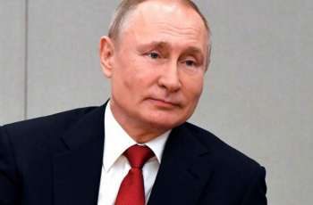Fresh Poll Shows Over 65% of Russian Citizens Trust President Putin
