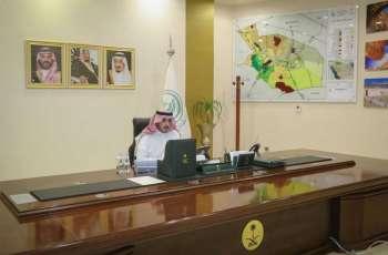 سمو أمير منطقة الجوف يستعرض مع القيادات التعليمية استعدادات العام الدراسي الجديد