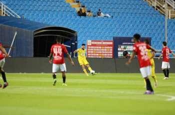 دوري كأس الأمير محمد بن سلمان الرائد يكسب الحزم