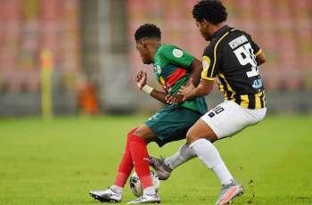 الاتحاد يتغلب على الاتفاق في دوري كأس الأمير محمد بن سلمان لكرة القدم