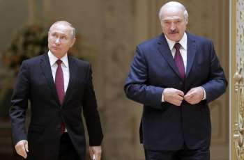 Kremlin Confirms Phone Conversation Between Putin, Lukashenko