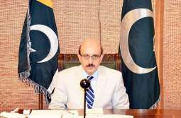 AJK President underlines to President-elect UNGA the urgency to stop carnage in IOJK