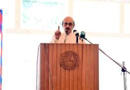 Hindutva ideology to tear India apart, warns AJK President