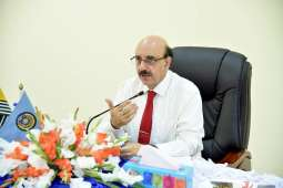 AJK President pledges to transform UAJK centre for new technologies