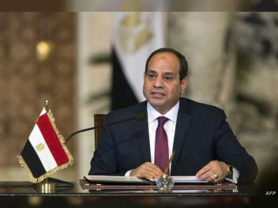 Egyptian President congratulates Mohamed bin Zayed on successful start of Unit 1 of Barakah Nuclear Energy Plant