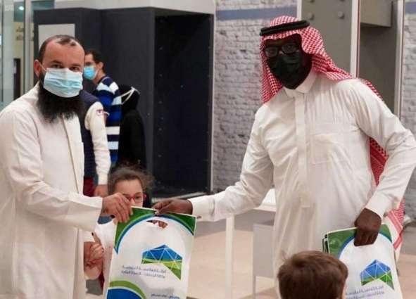 أمانة العاصمة المقدسة تُنظم حملة توعوية للوقاية من فيروس كورونا
