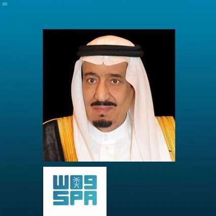 خادم الحرمين الشريفين يهنئ رئيس جمهورية النيجر بذكرى استقلال بلاده